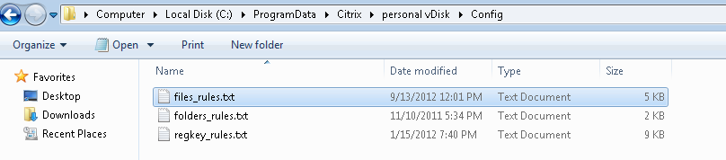 Citrix Personal vDisk: Troubleshooting and Fixing Misbehaving